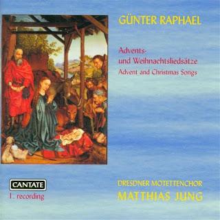 RAPHAEL, G. - Choral Music