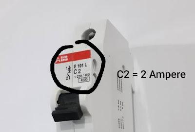 Cara Mudah Menentukan Ukuran Amper Mcb 1 phasa Listrik, 900 Watt Berapa?