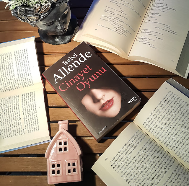 Cinayet Oyunu - Isabel Allende
