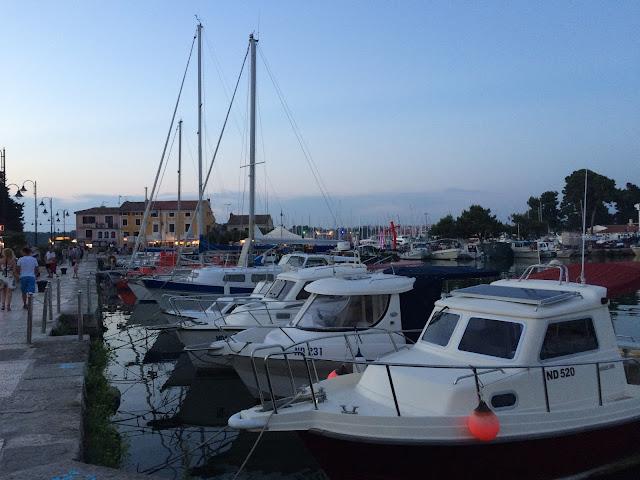 Novigrad-Croatia-boats