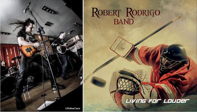 nuevo disco de Robert Rodrigo