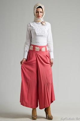 yazlık pantolon etek modelleri