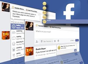 Kepribadian Manusia dari Status Facebook