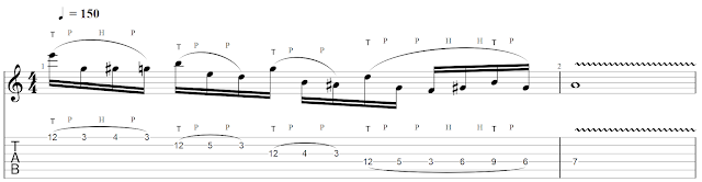 Lick 1 HTGT Tapping
