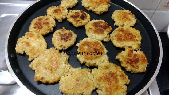Corn Potato Cutlet- Easy Snack Ideas
