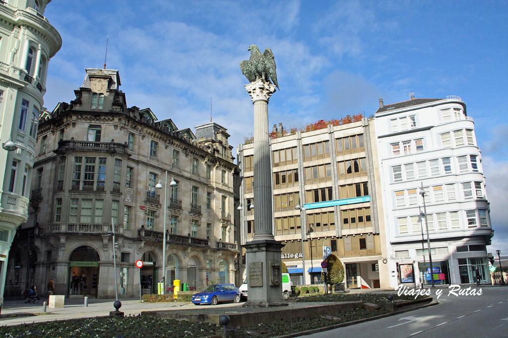 Plaza de Santo Domingo, Lugo