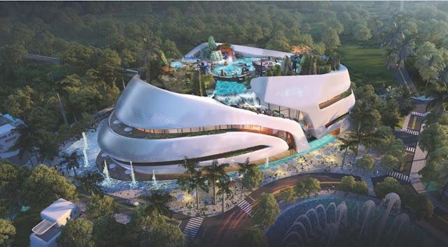 Dự án Sunshine Heritage Phúc Thọ Hà Nội Resort