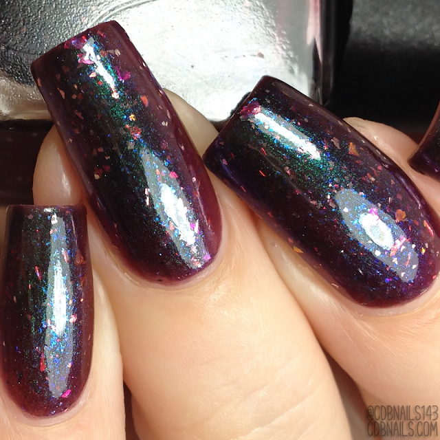Night Owl Lacquer-Music Of The Night