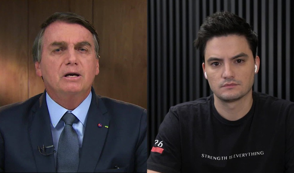 """Bolsonaro e Felipe Neto estão na lista dos """"100 mais influentes de 2020"""" da Time"""