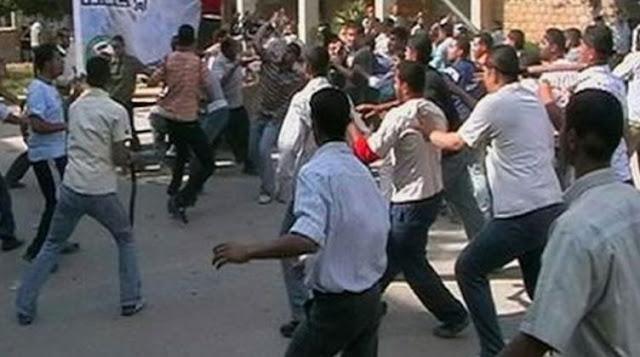 إصابة شخصين فى مشاجرة بسوهاج بسبب خلافات على الميراث