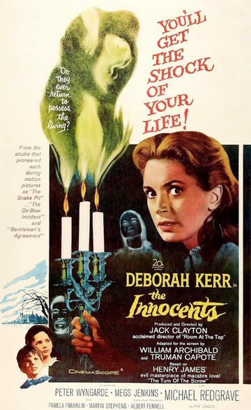 Poster - The Innocents (1961)