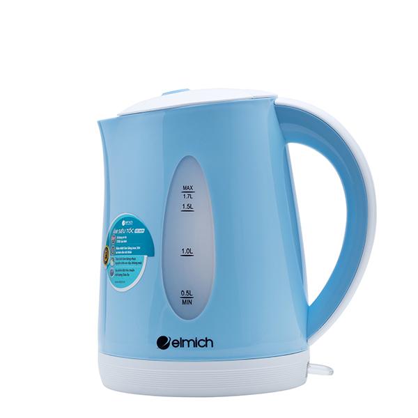 Ấm đun nước siêu tốc Elmich 1.7L KEE-0699