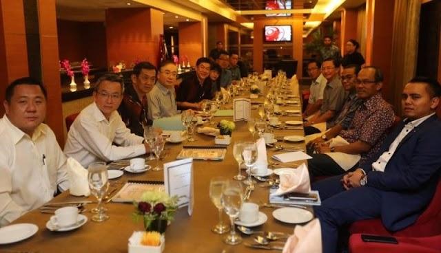 MCA Dan UMNO Johor Tetap Dengan Agenda Rakyat #MCA