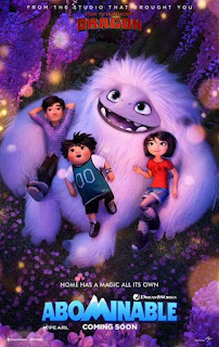 Abominable First Look Poster 5