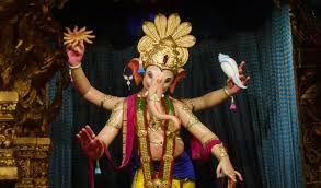 Ganesh Galli Mumbaicha Raja