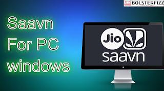 Saavn For PC Windows
