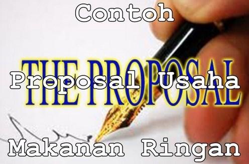 Contoh business plan: Kripik Singkong
