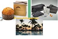 Logo Neos ''Una vacanza sotto l'albero'' : vinci gratis pochette, panettoni e viaggio Madagascar