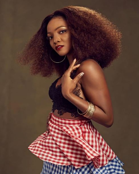 """""""When I listen to My Own Songs It Feels Like Someone Wrote them for me'- Simi says"""