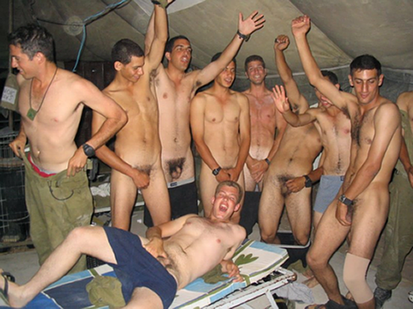 Nude Army Men 12