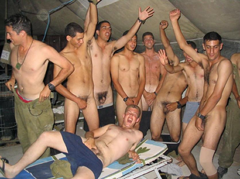 Nude Army Guys 37