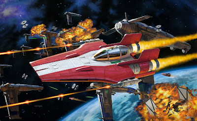 Resistance A-wing Fighter picture 6