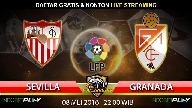 Prediksi Sevilla vs Granada 08 Mei 2016 (Liga Spanyol)