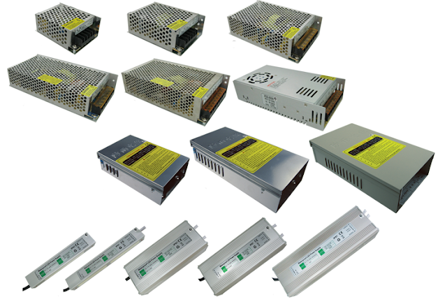 Блок питания для светодиодной ленты LED
