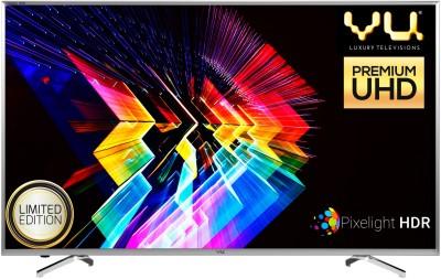 Vu 163cm (65) Ultra HD (4K) Smart LED TV