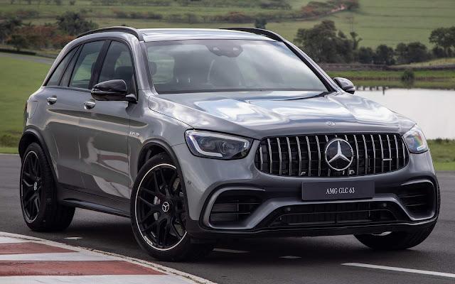Mercedes-AMG GLC 63 4MATIC+ chega por R$ 550 mil