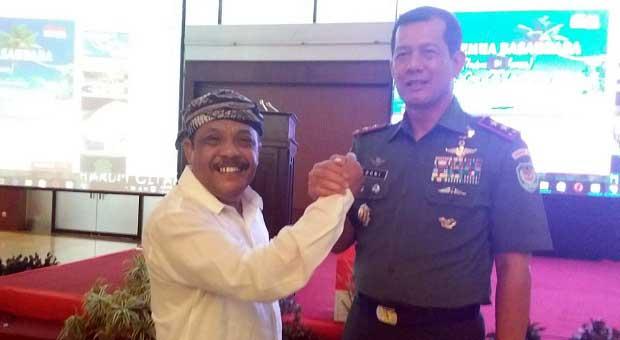 Doni Monardo Ajak F DAS Citarum & Gerakan Hejo Benahi Sungai Citarum