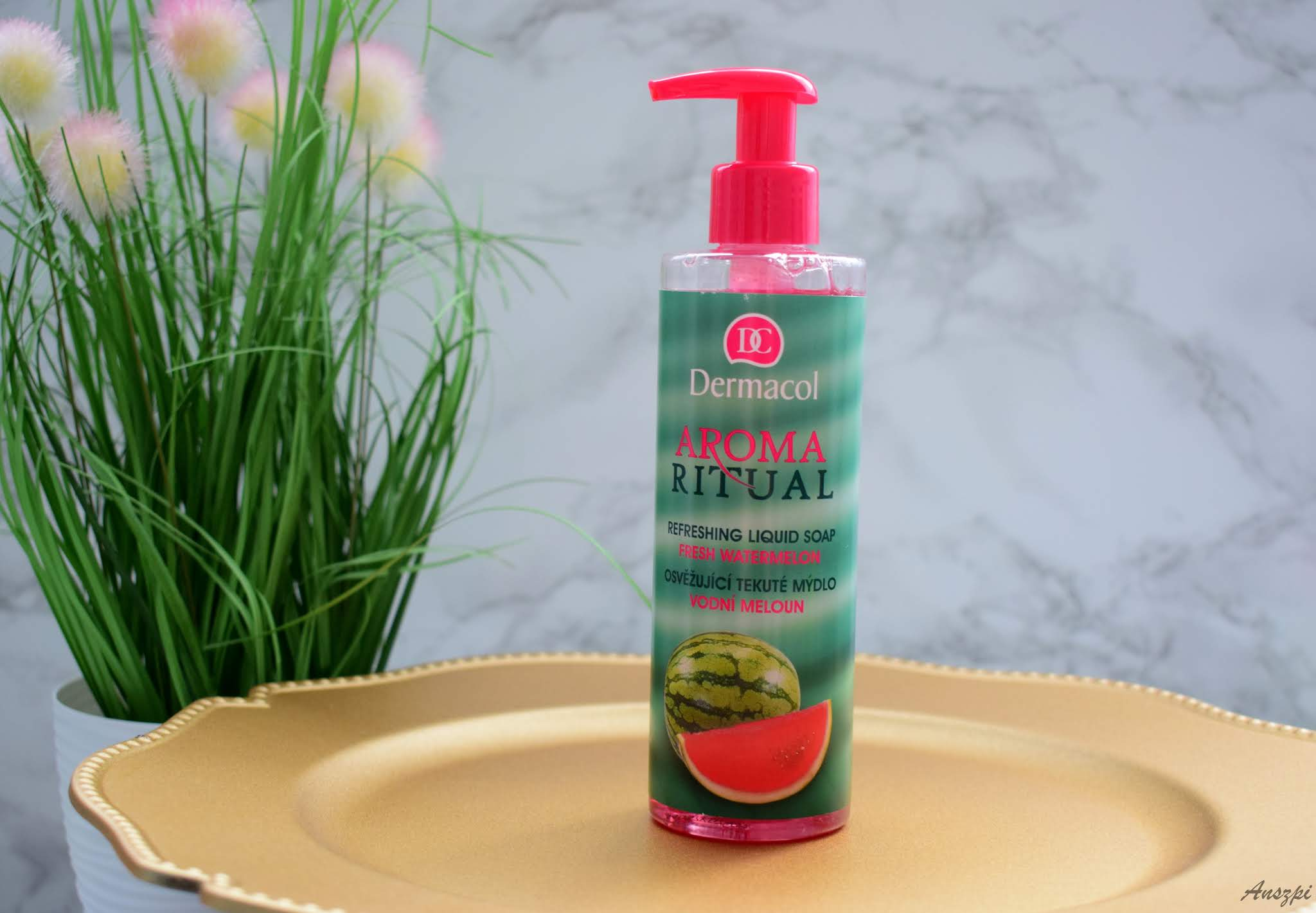 mydło arbuzowe dermacol