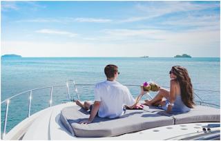 Luxury Yacht Renting Dubai is morelike A Seducer for Honeymoon Aspirants
