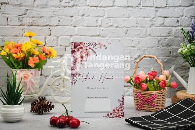 Undangan Pernikahan Tangerang A11 - Walimahanid | 0812-1141-8687