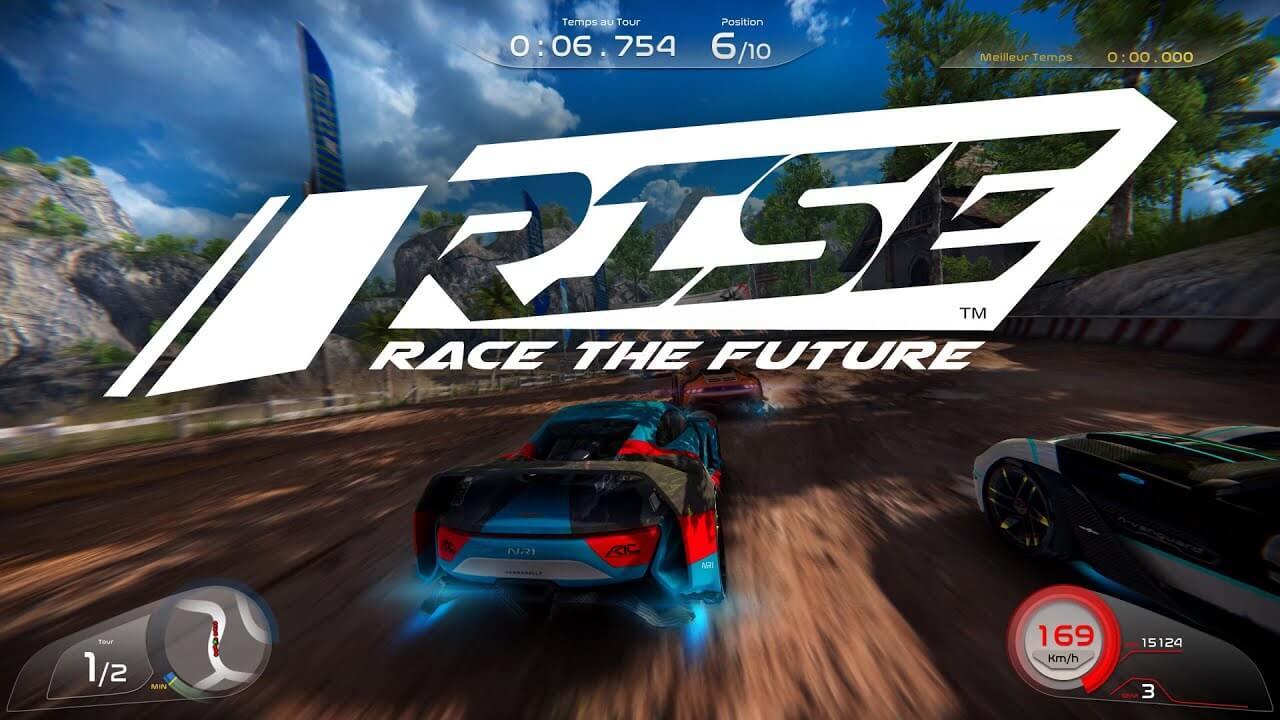 تحميل لعبة Rise Race The Future مجانا