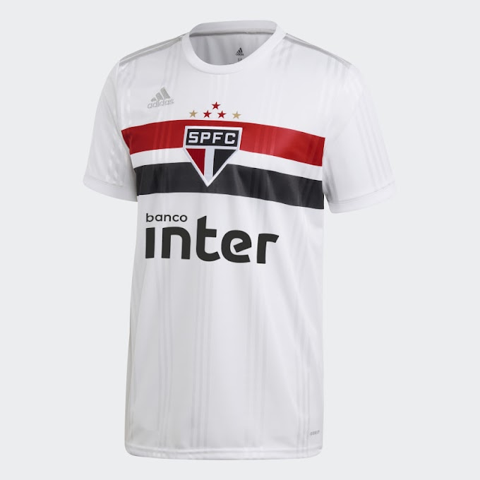 Camisa São Paulo Masculina FC 1 - Adulto