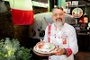 Chef Gino Contin lança pizza 'La Bella Páscoa' com as cores da Itália