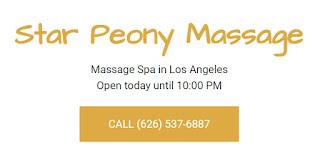 Star Peony Massage