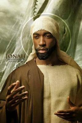 jonah Black Biblical characters