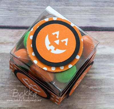 My Hero Halloween Treat Box