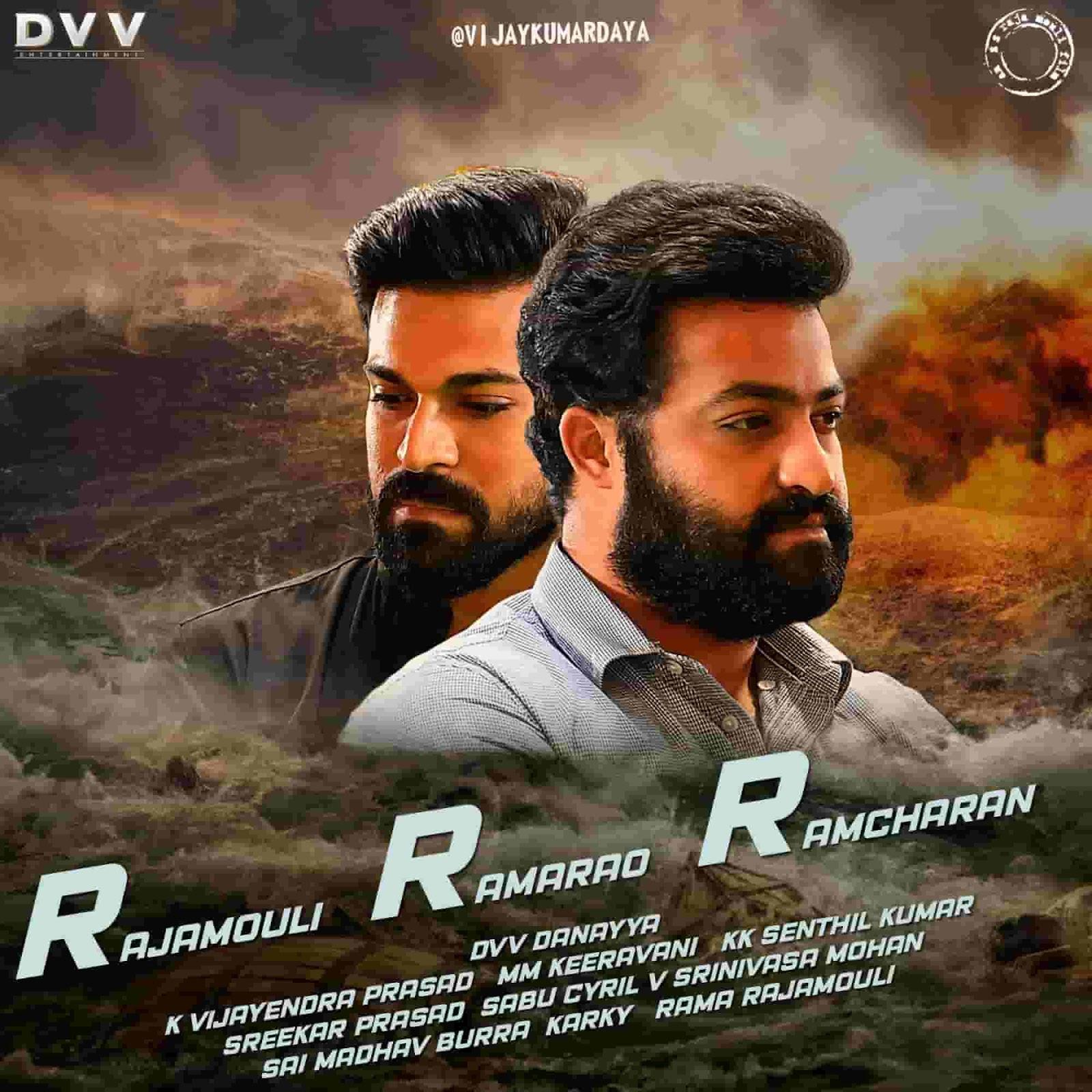 RRR Movie Songs Lyrics | Rajamouli Ram Charan | Ramarao | Keeravani Songs