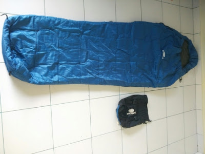 Review Sleeping Bag Eiger Mummy 02 B029
