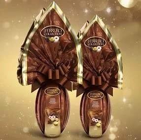 Promoção Ponto Certo Loja Páscoa 2020 Concorra Ovo Ferrero Collection