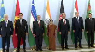 India, Afghanistan, Central Asian nations agree to cooperate in countering terror