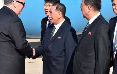 3 sets of talks aimed at salvaging summit between Trump, Kim