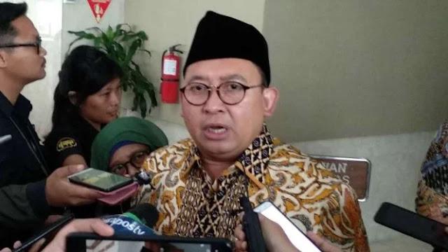 Fadli Zon: Kenapa Baru di Rezim Ini, SKT FPI Dipermasalahkan?