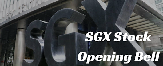 SGX Stock Signals List : Awesome Market Opening