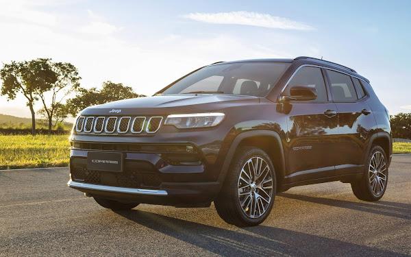 Jeep Compass 2022 - seguro