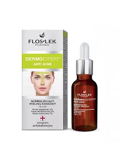 Serum Flos-Lek Dermo Expert Anti Acne Da Dầu Mụn Hỗn Hợp
