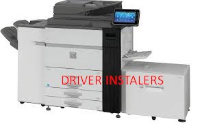 Sharp MX-M1204 Driver Instalers